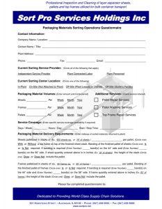pdf-Sort Pro SC Questionnaire